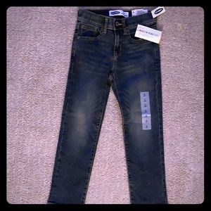 Brand New! Old Navy Karate Jeans Boys 6